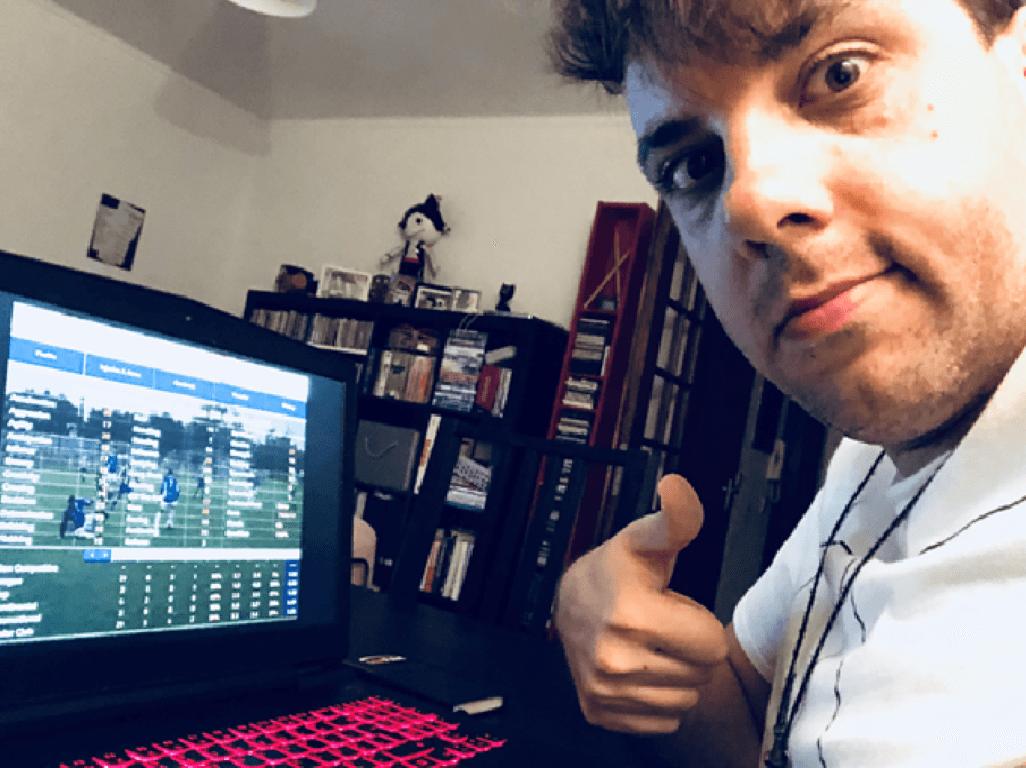 Treinadores de Sofá #1 Hernâni Ribeiro, o mestre do algoritmo da GoalPoint