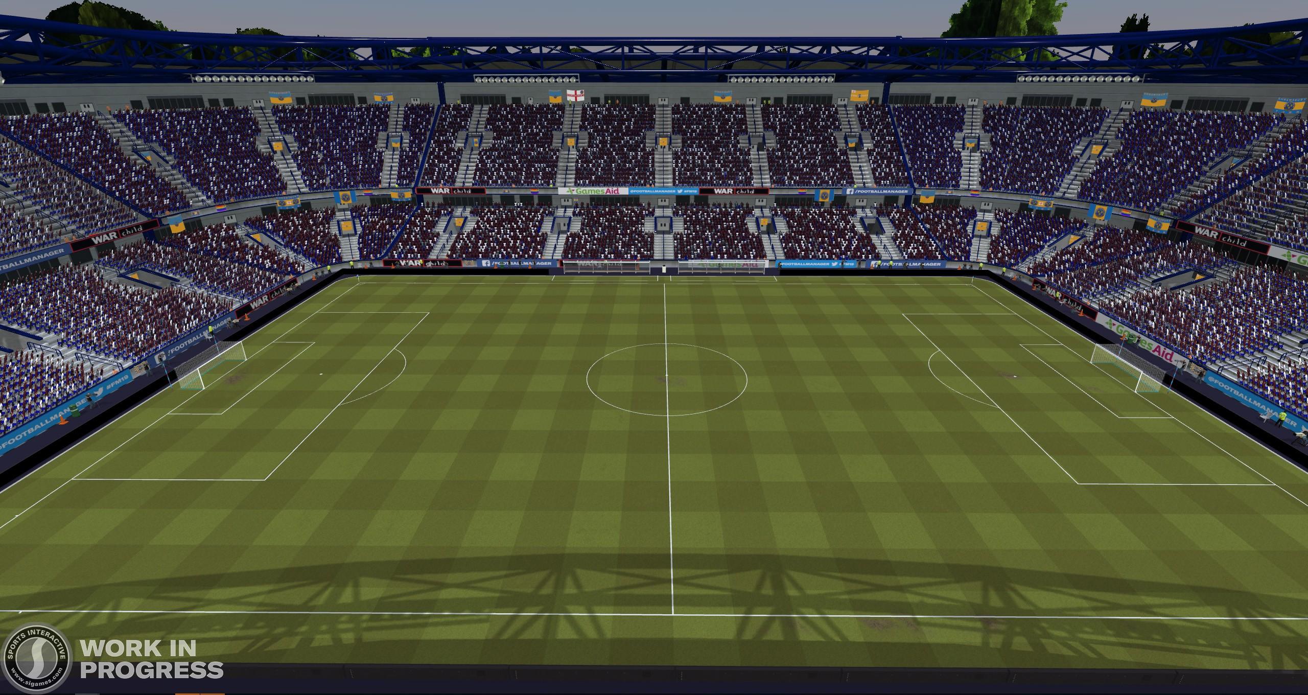 Novidades do Football Manager 2020