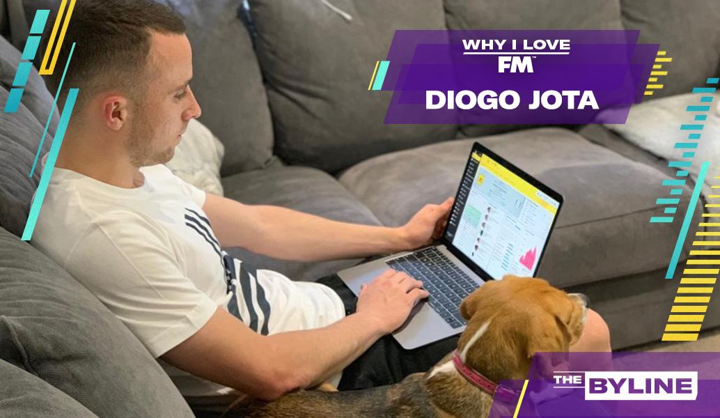 Diogo Jota Football Manager