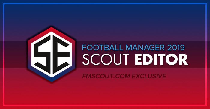 FM Scout Editor 2019