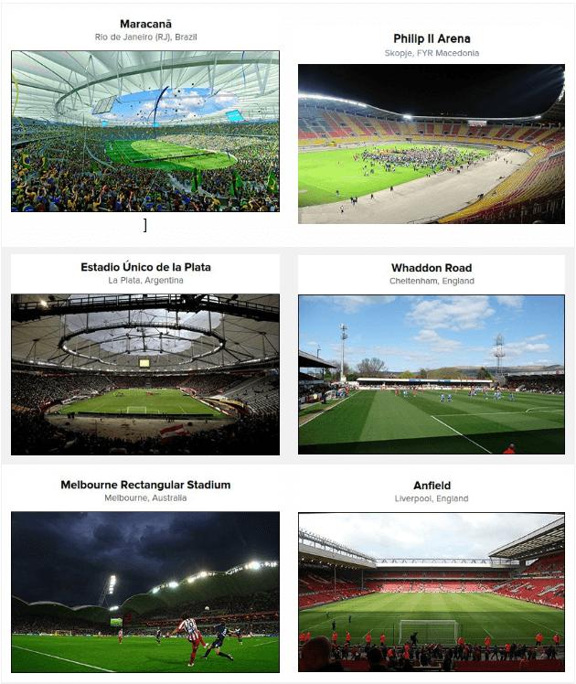 Mini Stadiums Superpack 2020