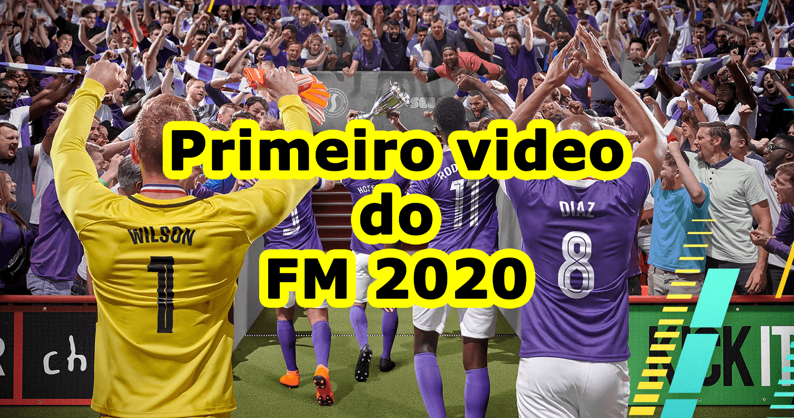 Primeiro video do FM20
