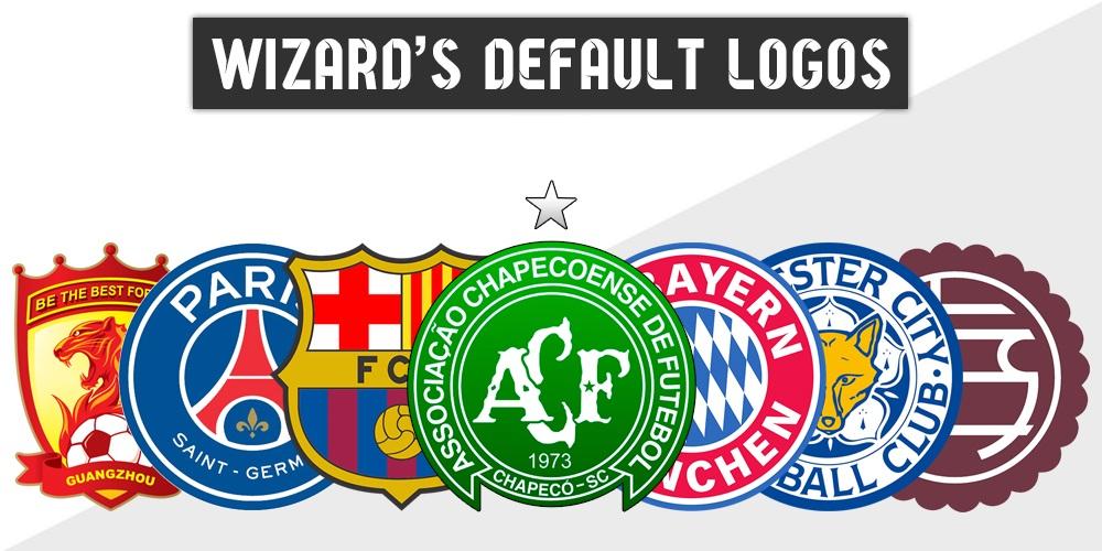 Wizard's Deafult Logos
