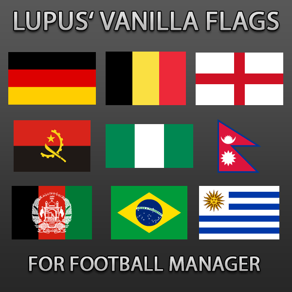 Lupus Vanilla Flags