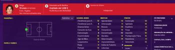 Benfica B – Mile Svilar