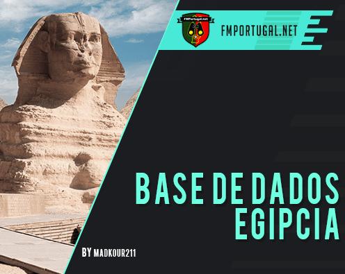 [FM20] Base de dados Egípcia