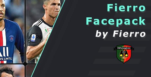 Fierro Facepack