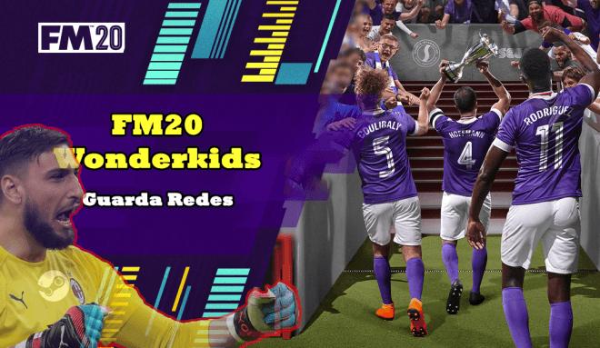 FM20 Wonderkids – Guarda Redes
