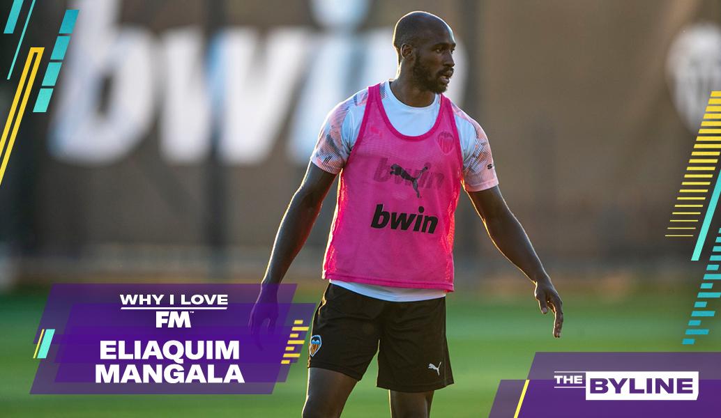 Mangala – As razões de gostar de Football Manager