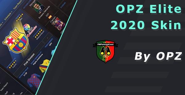 OPZ Elite 2020 Skin v.20.4