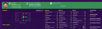 Sporting CP – Bruno Fernandes