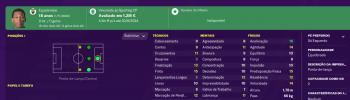 Sporting s23 – Gonzalo Plata