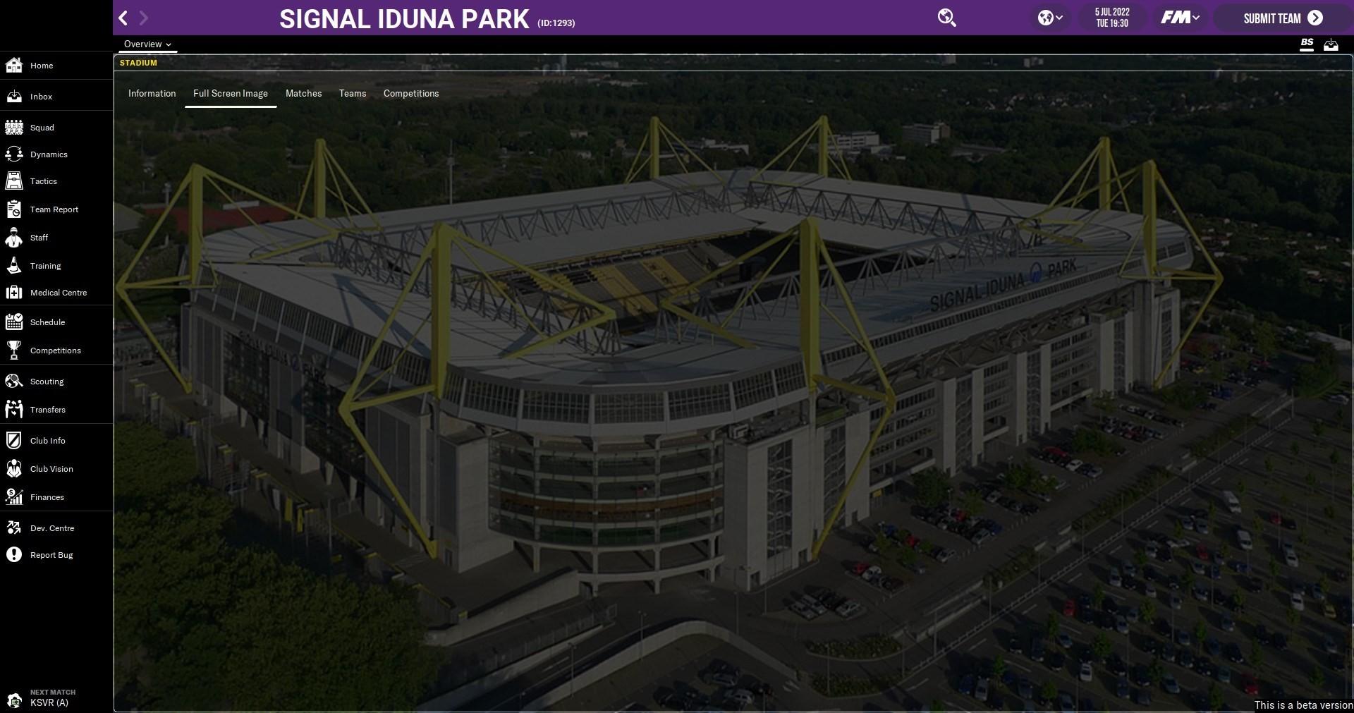 Megapack de Estádios