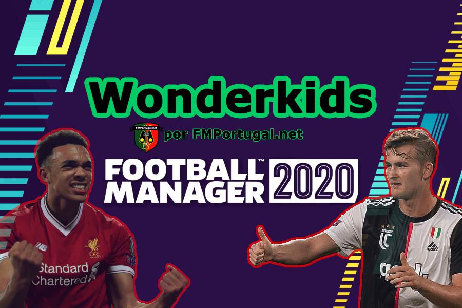 Wonderkids FM2020 by FMPortugal.net