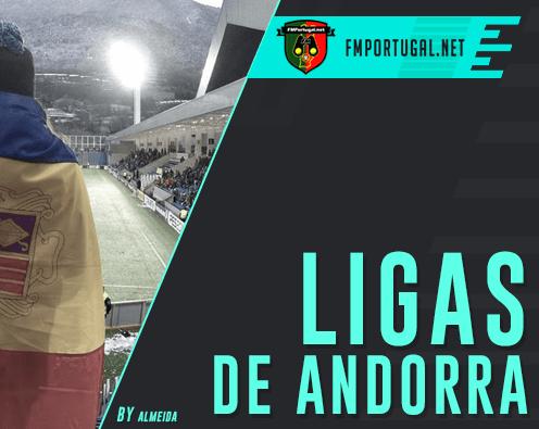 Ligas de Andorra FM 2020