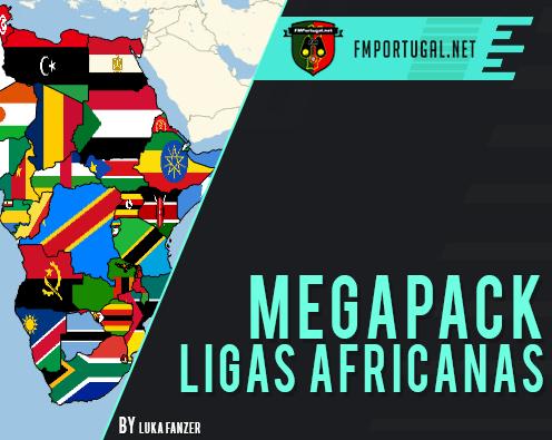 [FM20] Megapack de Ligas Africanas