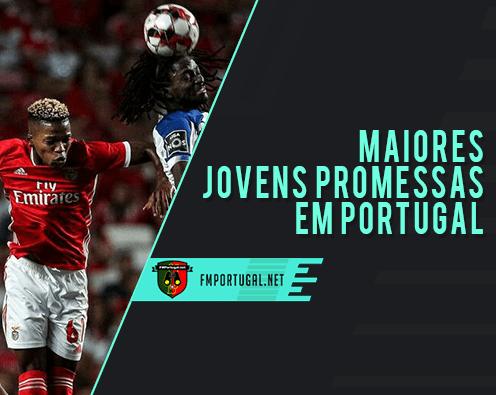 [FM20] Maiores jovens promessas em Portugal