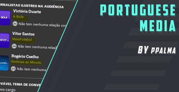 [FM20] Comunicação Social Portuguesa