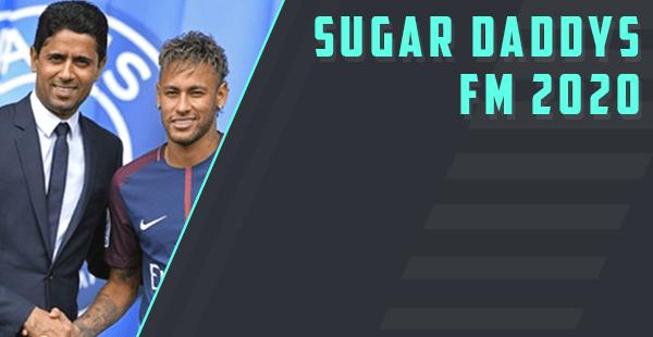 Sugar Daddys no FM 2020
