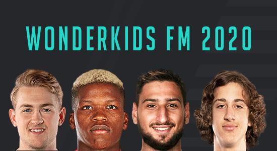 Wonderkids FM 2020