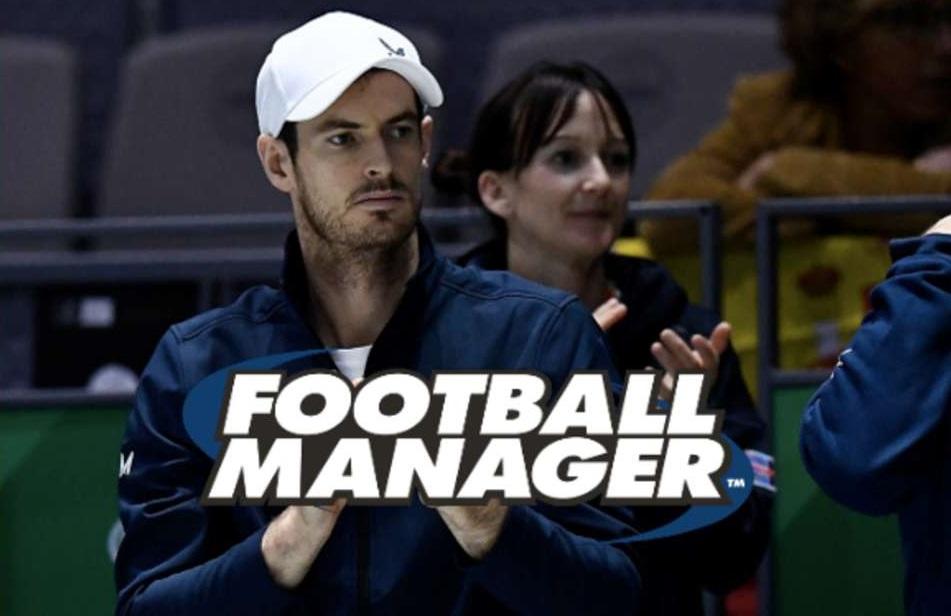 Andy Murray: Tenista viciado em Football Manager