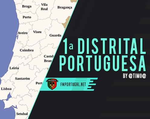 Primeira Divisão Distrital Portuguesa no FM 2020