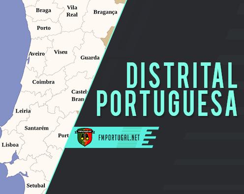 [FM 20] Distritais de Portugal by FMPortugal
