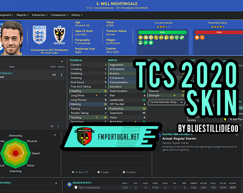 TCS 2020 Skin v1.2.1