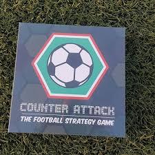 Counter-Attack: O Jogo de Estratégia de Futebol
