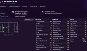 4-Pedro Mendes
