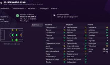 8-Bernardo Silva
